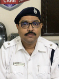 Inspector-in-charge : Shri Tirthendu Ganguly