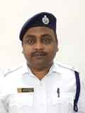Inspector-in-charge : Sri Subir Kumar Dhali